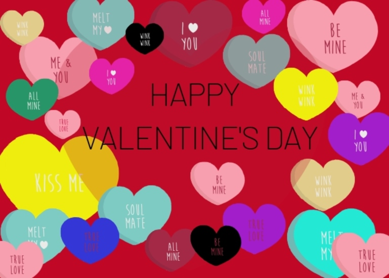 How to create free Valentine's Day cards