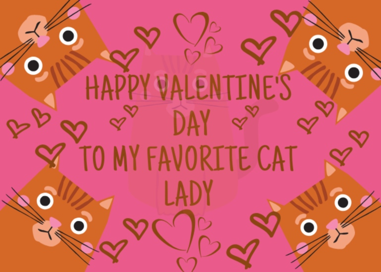 Using Canva to design your own Valentine's Day cards